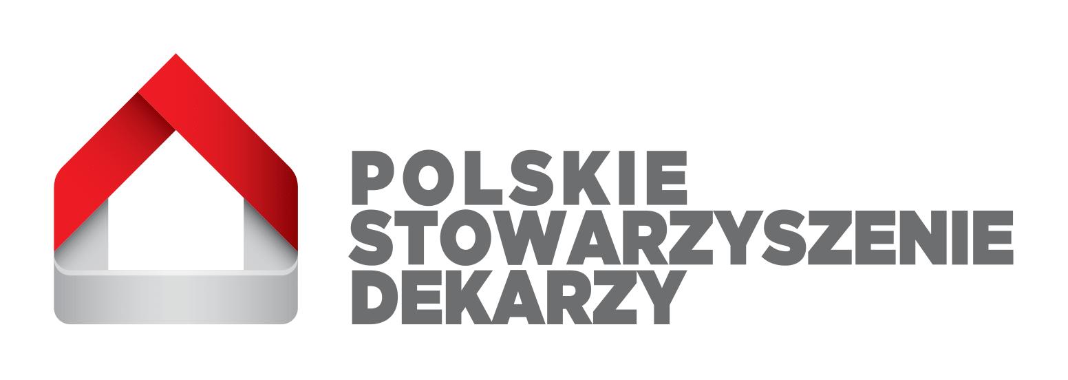 logo polskiego stowarzyszenia dekarzy ze szczecina